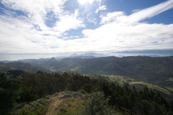 Mountain range, Picos de Europa