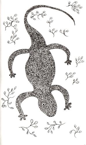 The Lizard, Ben Curtis